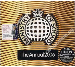 Ministry Of Sound : Annual 2006 2CD Nonstop Mixes